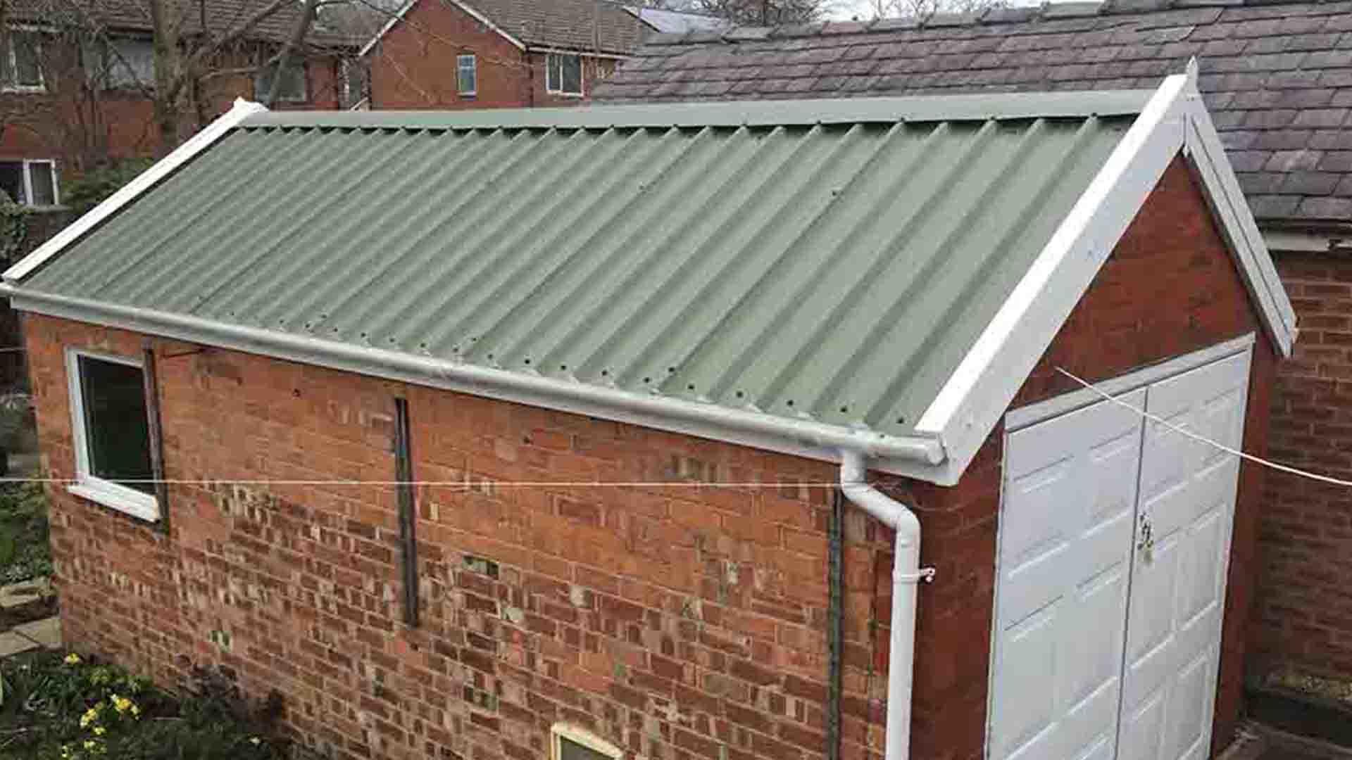 Garage Refurbishment Garage Roof Replacement Specialists