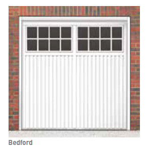 Bedford Canopy Garage Door