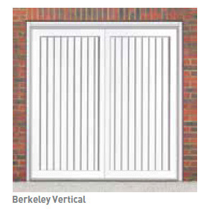 Berkley Vertical Canopy Garage Door