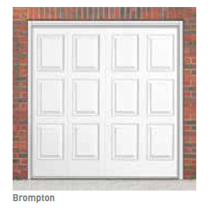 Brompton Canopy Garage Door