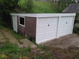 Double-Garage-Refurbishment