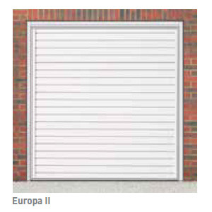 Europa II Canopy Garage Door