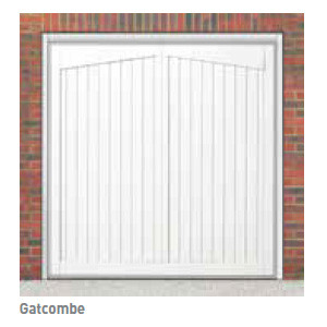 Gatcombe Canopy Garage Door