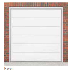 Haven Canopy Garage Door