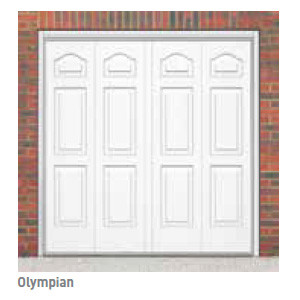 Olympian Canopy Garage Door