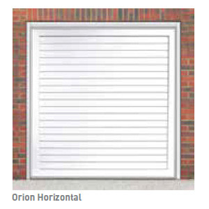 Orion Horizontal Canopy Garage Door