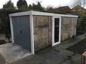 Garage-Refurbishment