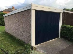 Concrete-Garage Refurbishment
