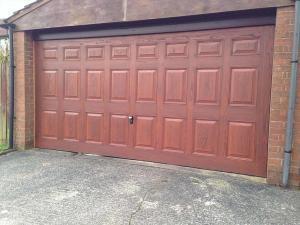 Double-Garage-Door