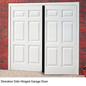 Hinged-Garage-Door