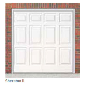 Sheraton II Canopy Garage Door