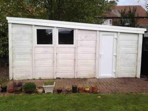 Garage-Windows-Access-Door-Installation