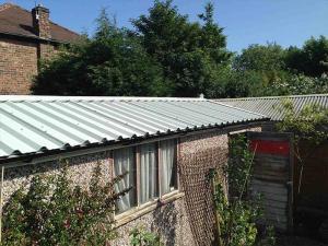 Cement-Fibre-Garage-Roof