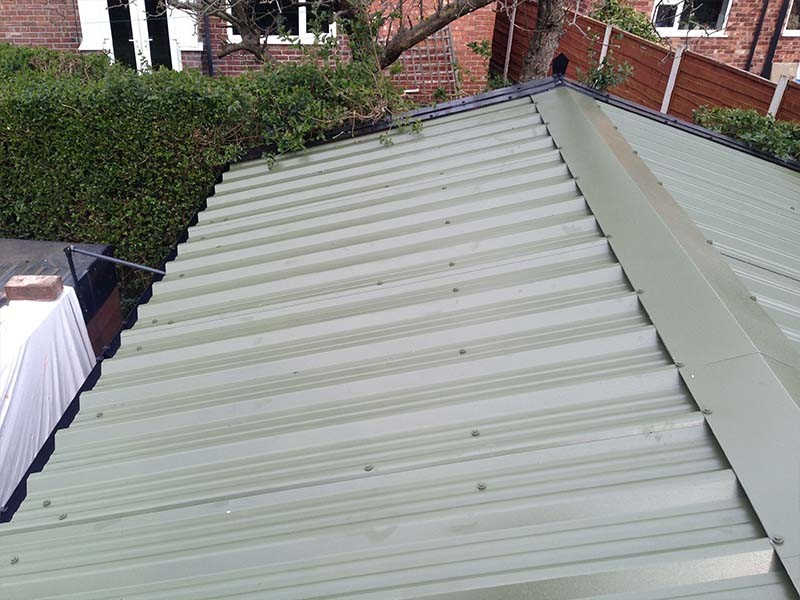 Link to Garage Roof Types Article