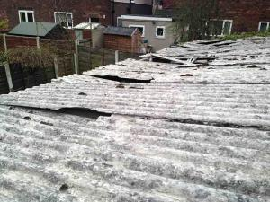 ASbestos-Garage-Roof-Panels