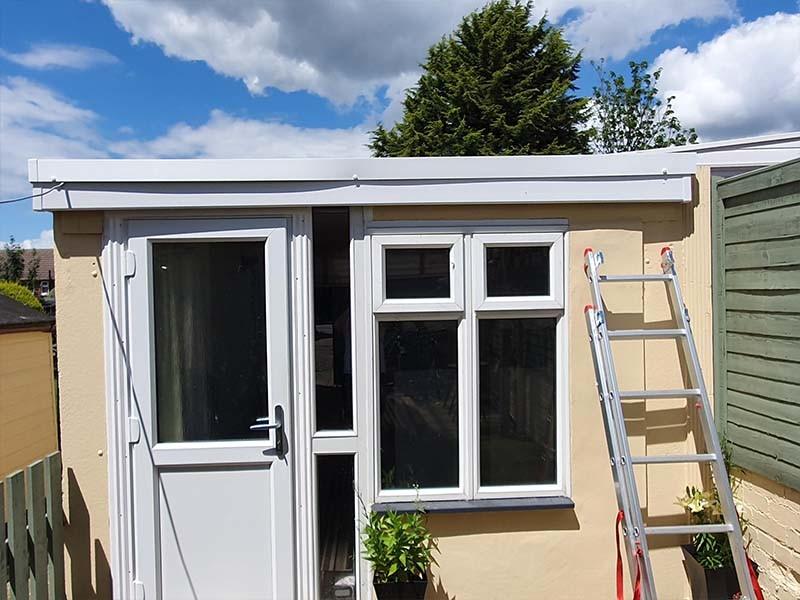 Summer House Garage Conversion