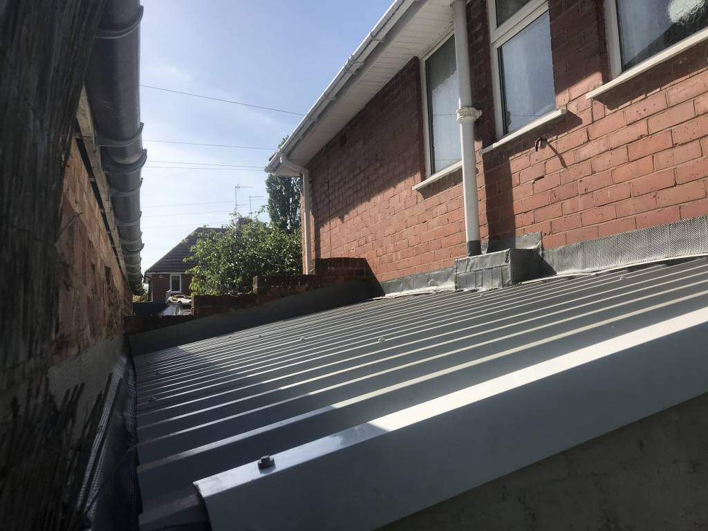 Mono Pitch Type of Garage Roof