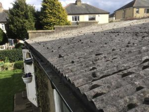 Blog Cover Image for How to Tell if Roof is Asbestos