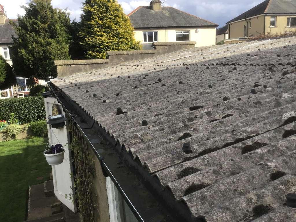 Link to Is My Garage Roof Asbestos Article
