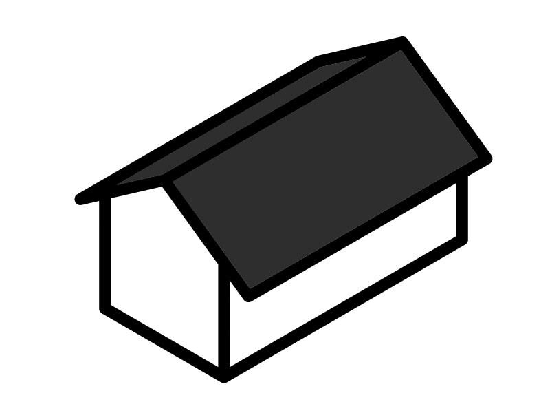 Roof Type - Apex