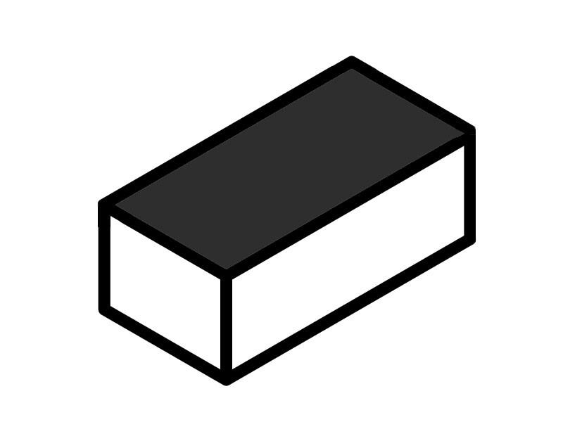 Garage Roof Type - Flat