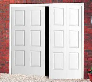 Side Hinged Brompton Garage Door
