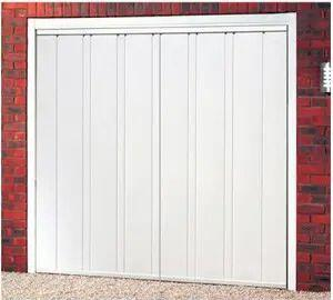 Side Hinged Vogue Garage Door