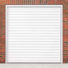 Up and Over Horizontal Garage Door