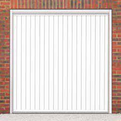 Up and Over Vertical Garage Door