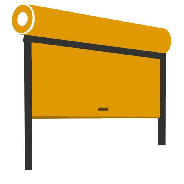 Roller Garage Door Icon